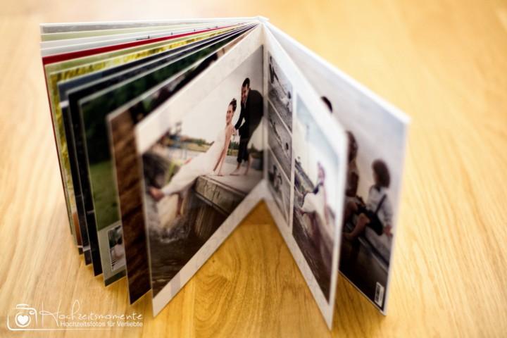 Gratis Fotobuch bei Buchung einer Winter-Hochzeitsfotoreportage