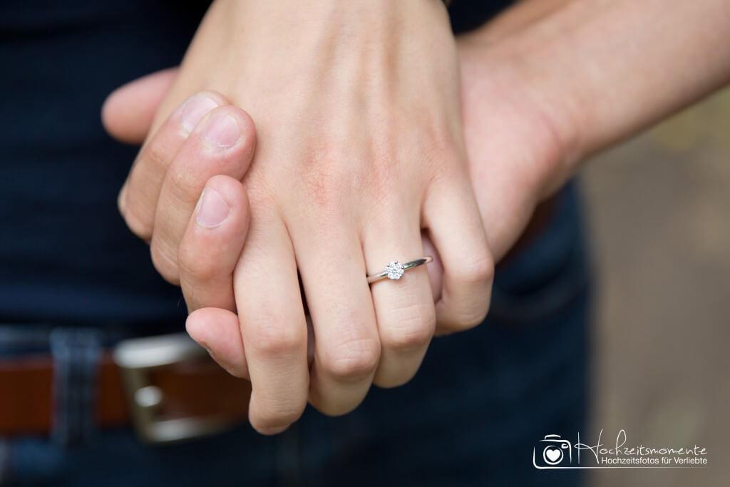 Der Verlobungsring