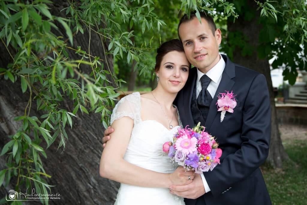 Hochzeitsfoto in Rostock