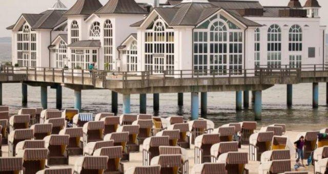 Heiraten im Standesamt Seebrücke Sellin