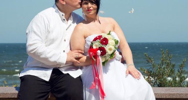 Heiraten auf der Insel Rügen - Eine standesamtliche Trauung in Göhren