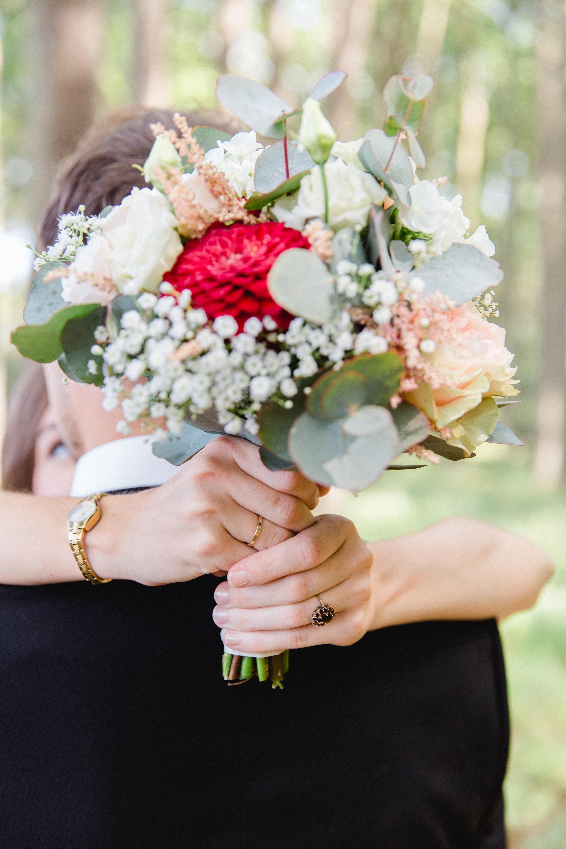 Heiraten am Salzhaff.
