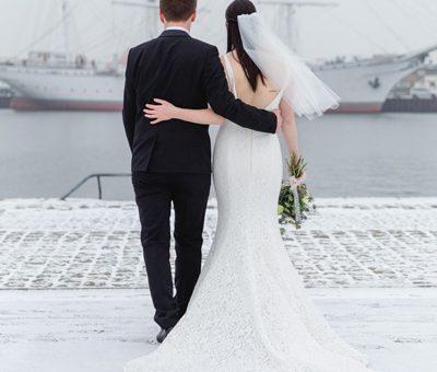 Heiraten im Standesamt Stralsund