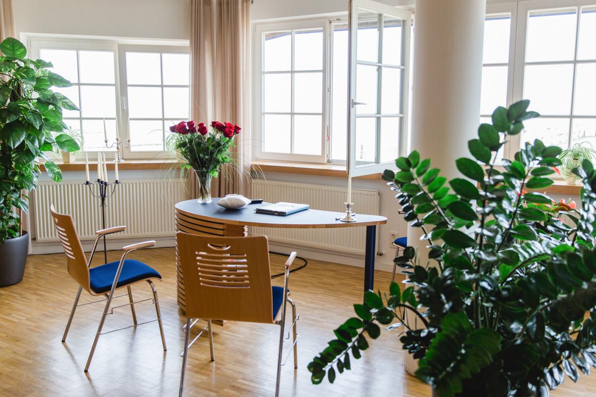 Heiraten im Kurhaus in Zingst