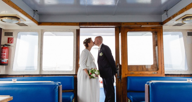 eine emotionale Hochzeit in Göhren