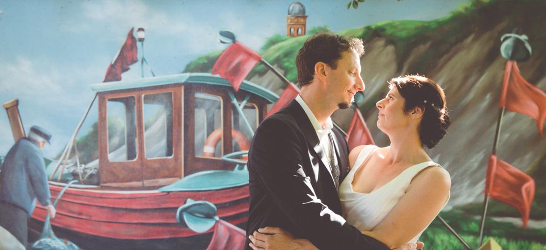 Hochzeitsfotos Kap Arkona