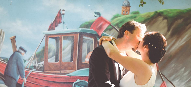 Hochzeitsfotografie Kap Arkona