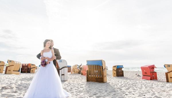 Heiraten in Dierhagen - Elke und Mirko sagen