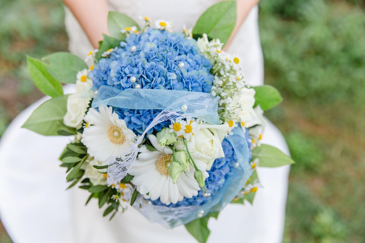 Brautstrauß aus Gnoien