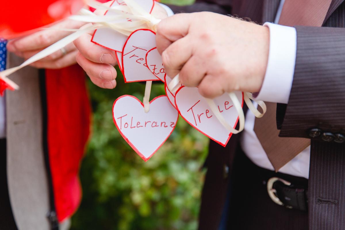 Hochzeitsfeier in Bad Doberan