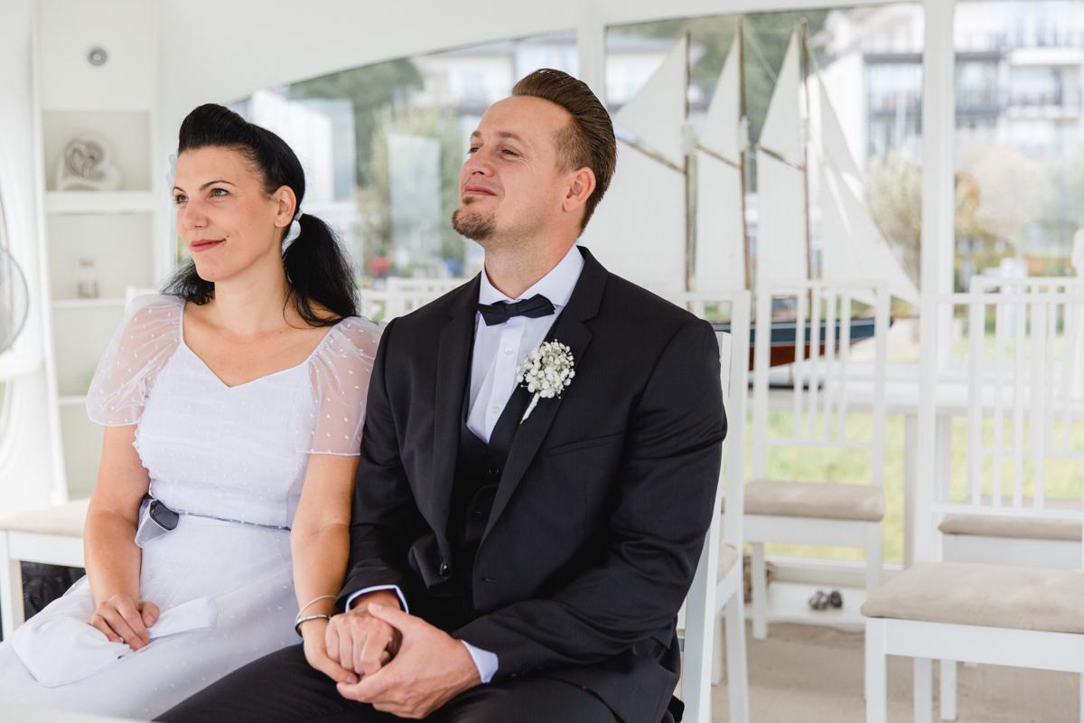 Heiraten im Rettungsturm im Ostseebad Binz