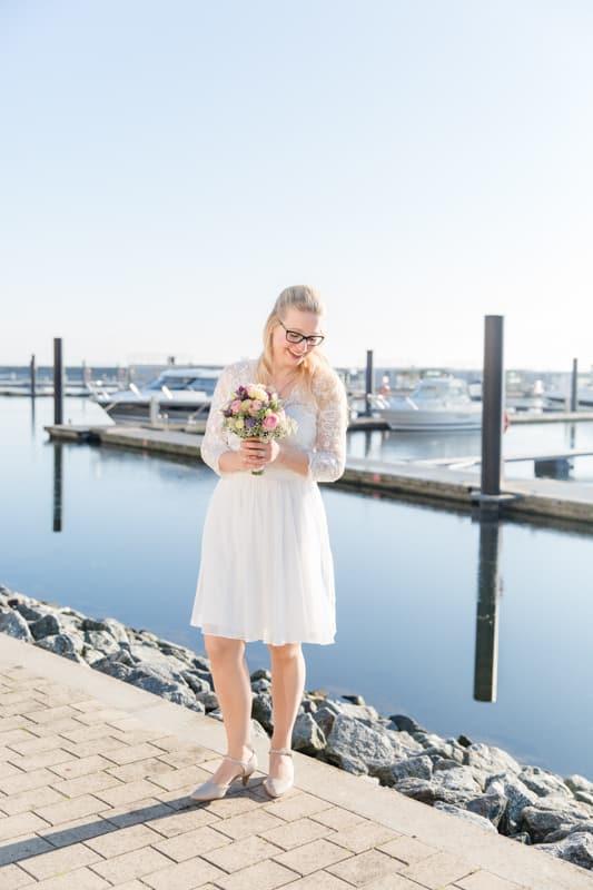 Hochzeitsfoto Braut 3