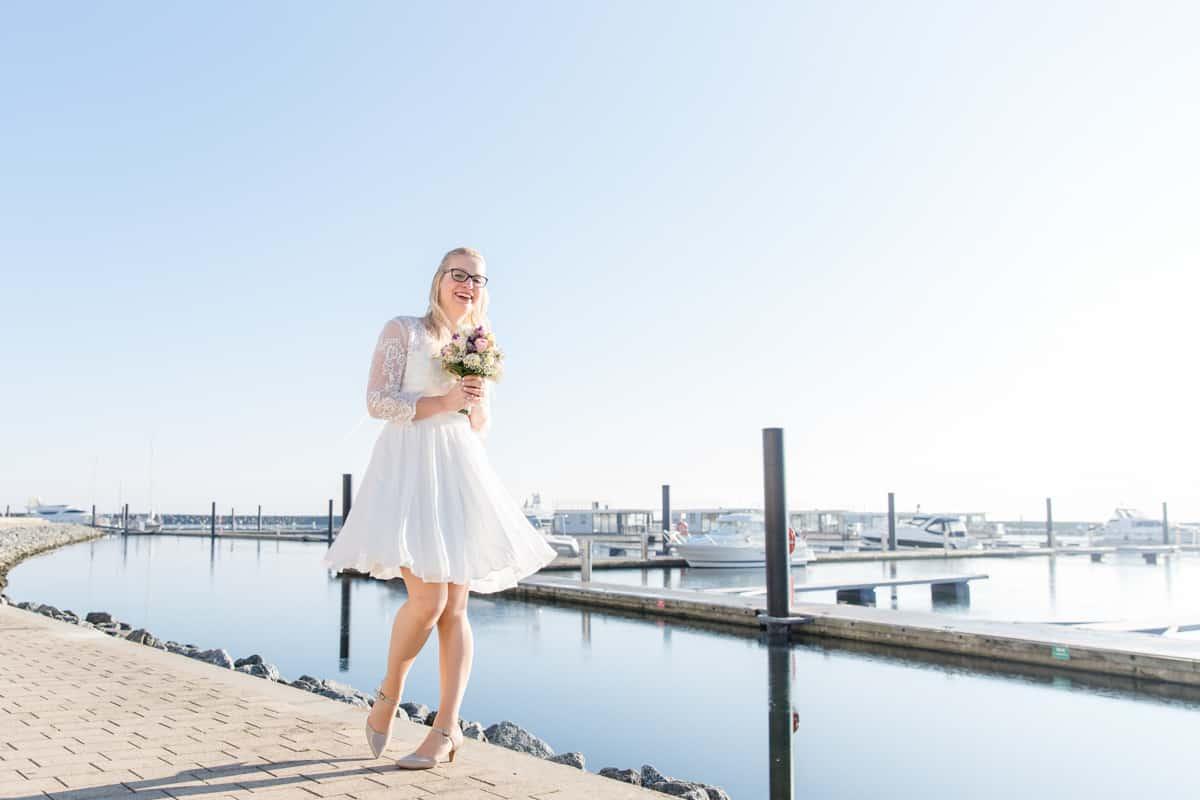 Hochzeitsfoto Braut 2