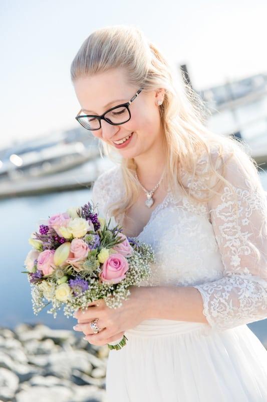Hochzeitsfoto Braut 1
