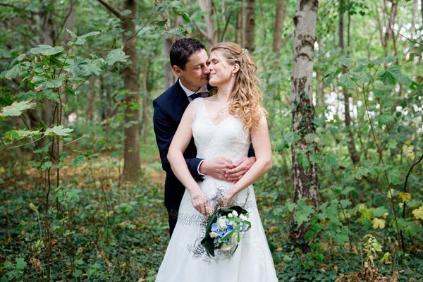 Heiraten in Kühlungsborn - Cindy und Dennes trauen sich