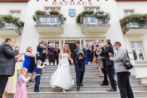 Heiraten im Standesamt Kühlungsborn