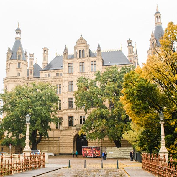 Heiraten im Standesamt Schwerin
