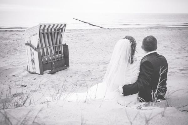 Hochzeitsfotoreportage Ostseehotel Dierhagen - Aus