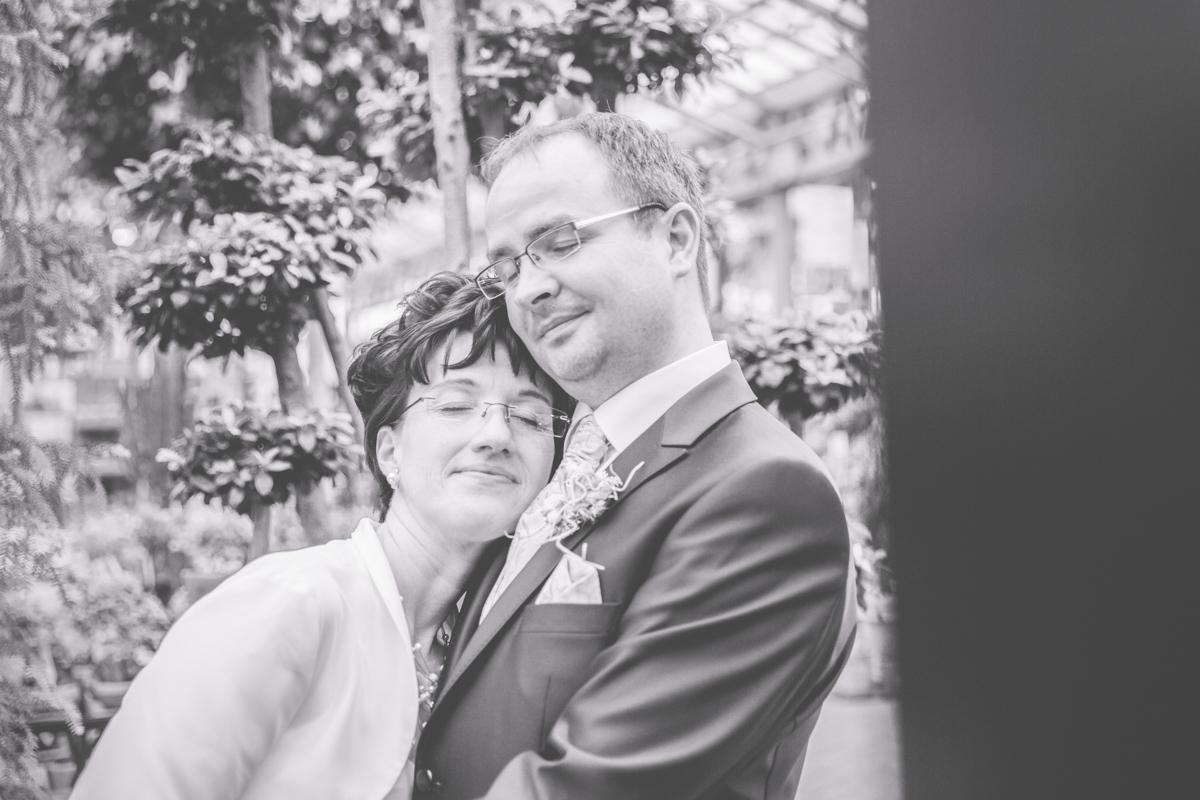 Regenalternative für Hochzeitsfotos