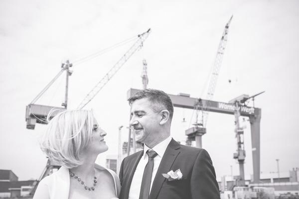Heiraten in Warnemünde und danach direkt aufs Schiff - Anja und Stefan´s Hochzeitstag