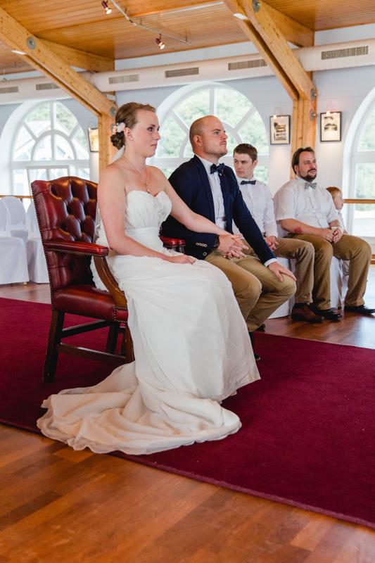 Hochzeitsfotos Standesamt Sellin.