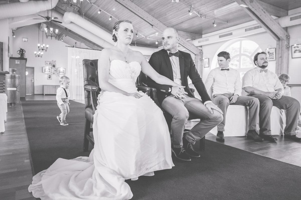 Heiraten auf der Seebrücke in Sellin.