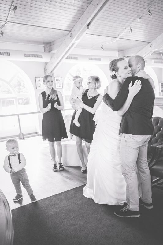Heiraten auf der Seebrücke Sellin.