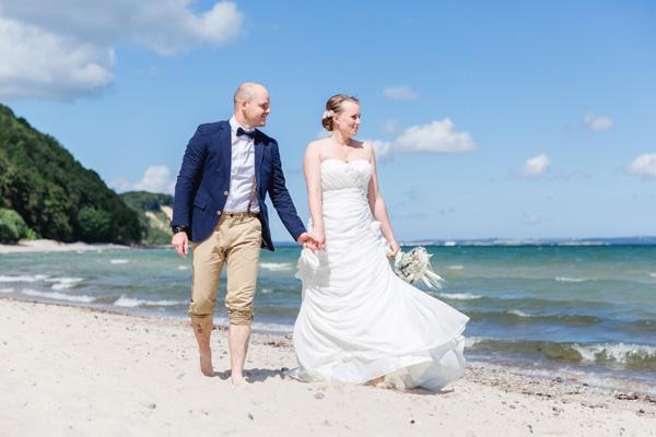 Verliebt, Verlobt, Verheiratet auf der Seebrücke Sellin