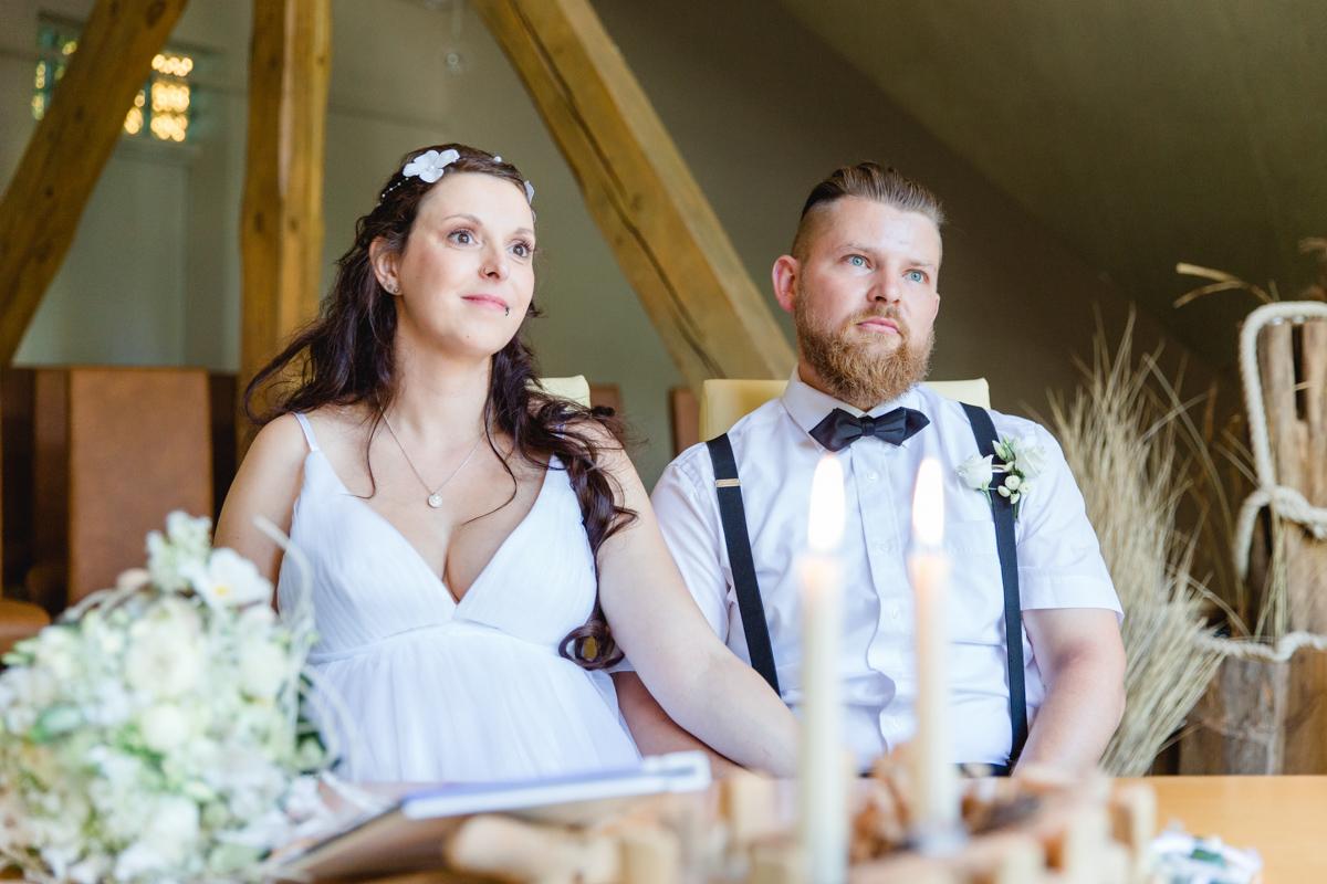 Heiraten im Standesamt Zingst