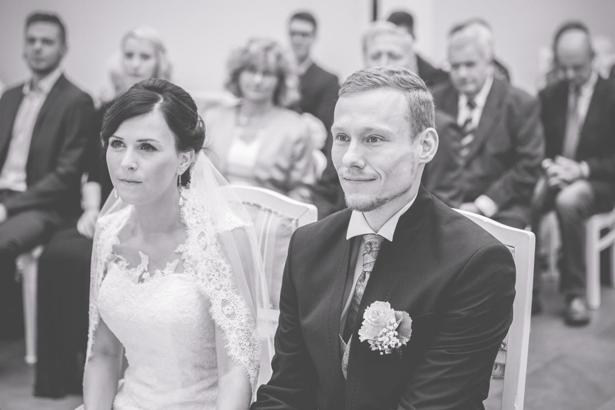Heiraten bei Rostock auf einem Gut.