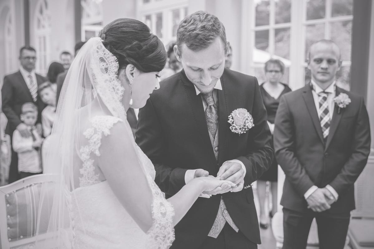 Heiraten im Gut Groß Siemen.