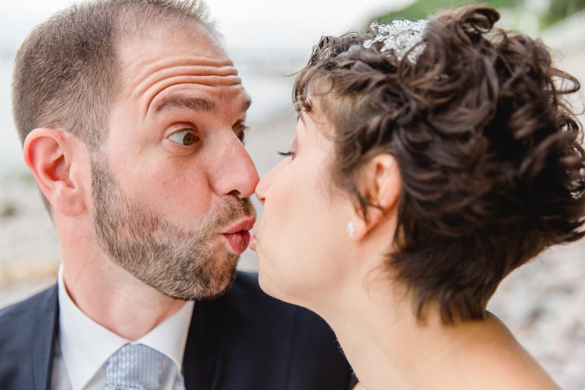 Brautpaarfotoshooting in Sellin