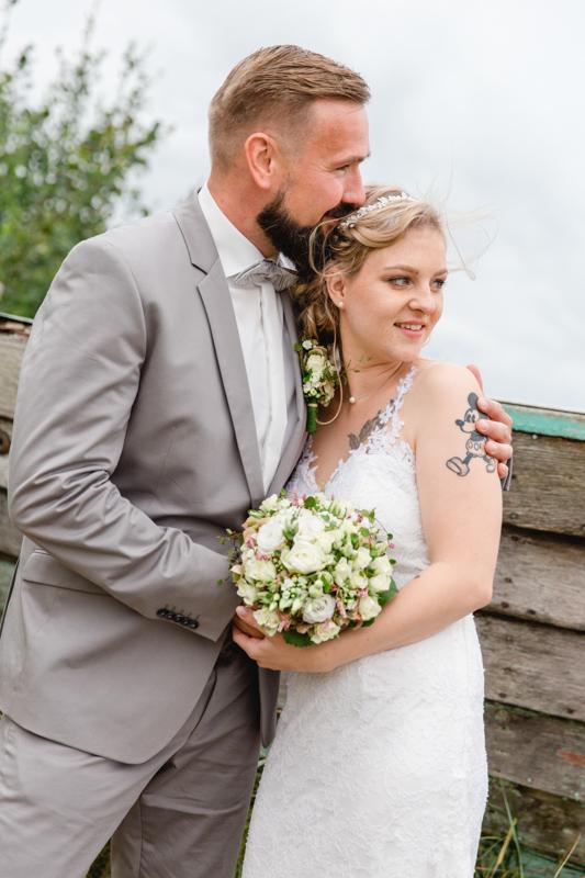 Brautpaarfotoshooting in Zingst.