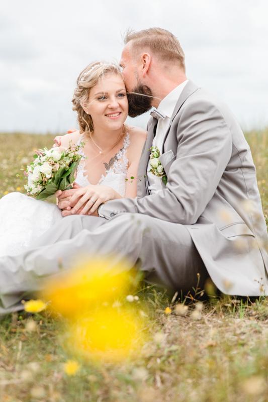 Hochzeitsfotografin Zingst für ausgefallene Hochzeitsfotos.