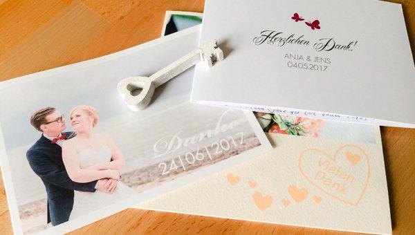Bewertungen Hochzeitsfotografin - Briefe meiner Brautpaare