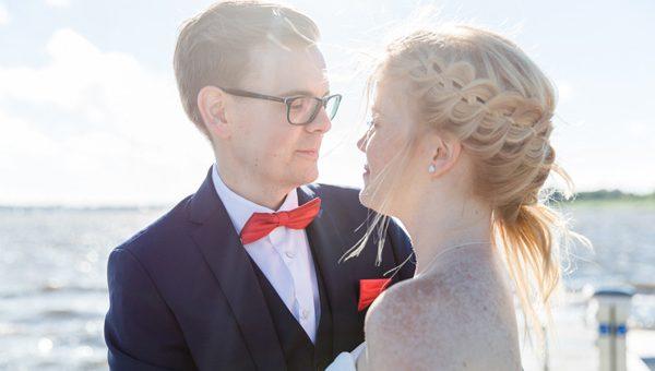 Maritime Hochzeit in Warnemünde und Rostock