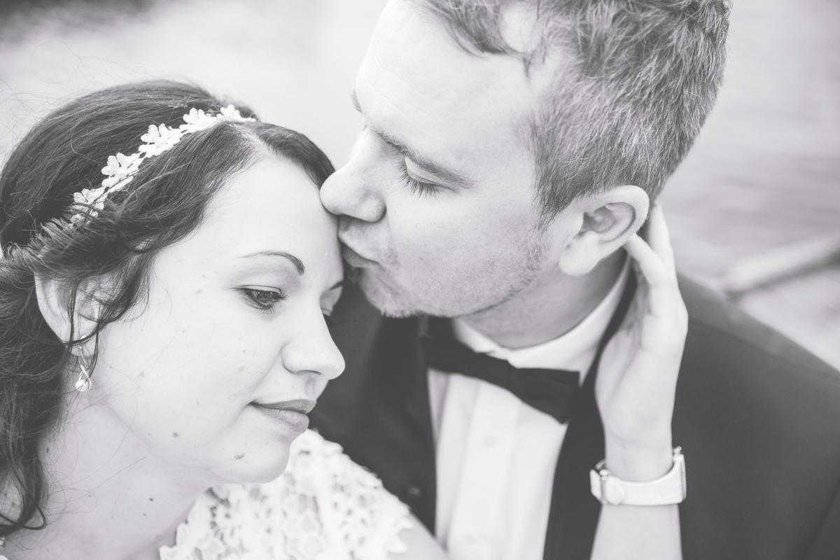 Emotionale Hochzeitsfotografie Wismar.