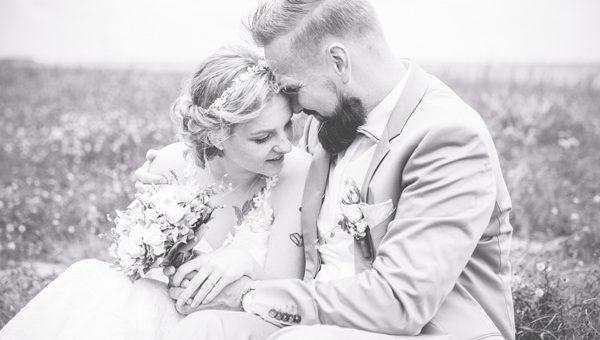 Hochzeitsfotografie Zingst - standesamtliche Trauung im Kurhaus in Zingst