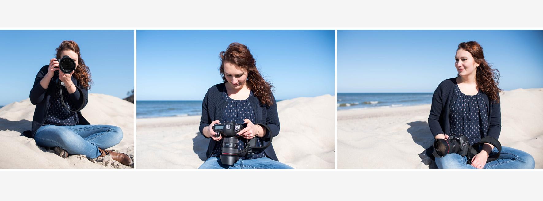 Über die Fotografin