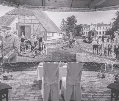 Heiraten im Freilichtmuseum Klockenhagen