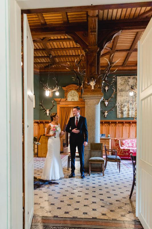 Die Hochzeitsfotografin aus Rostock hat diese Trauung begleitet.