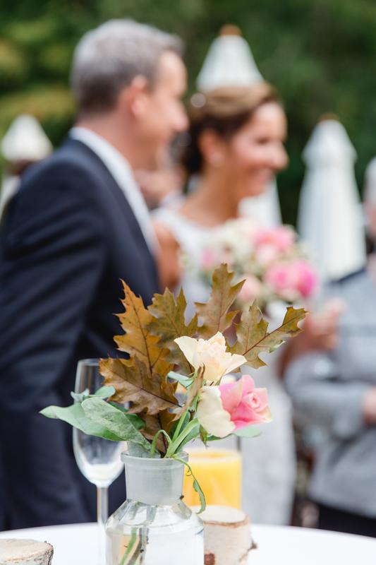 Hochzeitsfotoreportage im Jagdschloss Gelbensande.