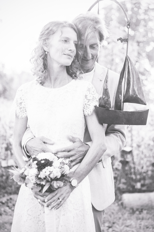 Maritime Hochzeitsfotos.