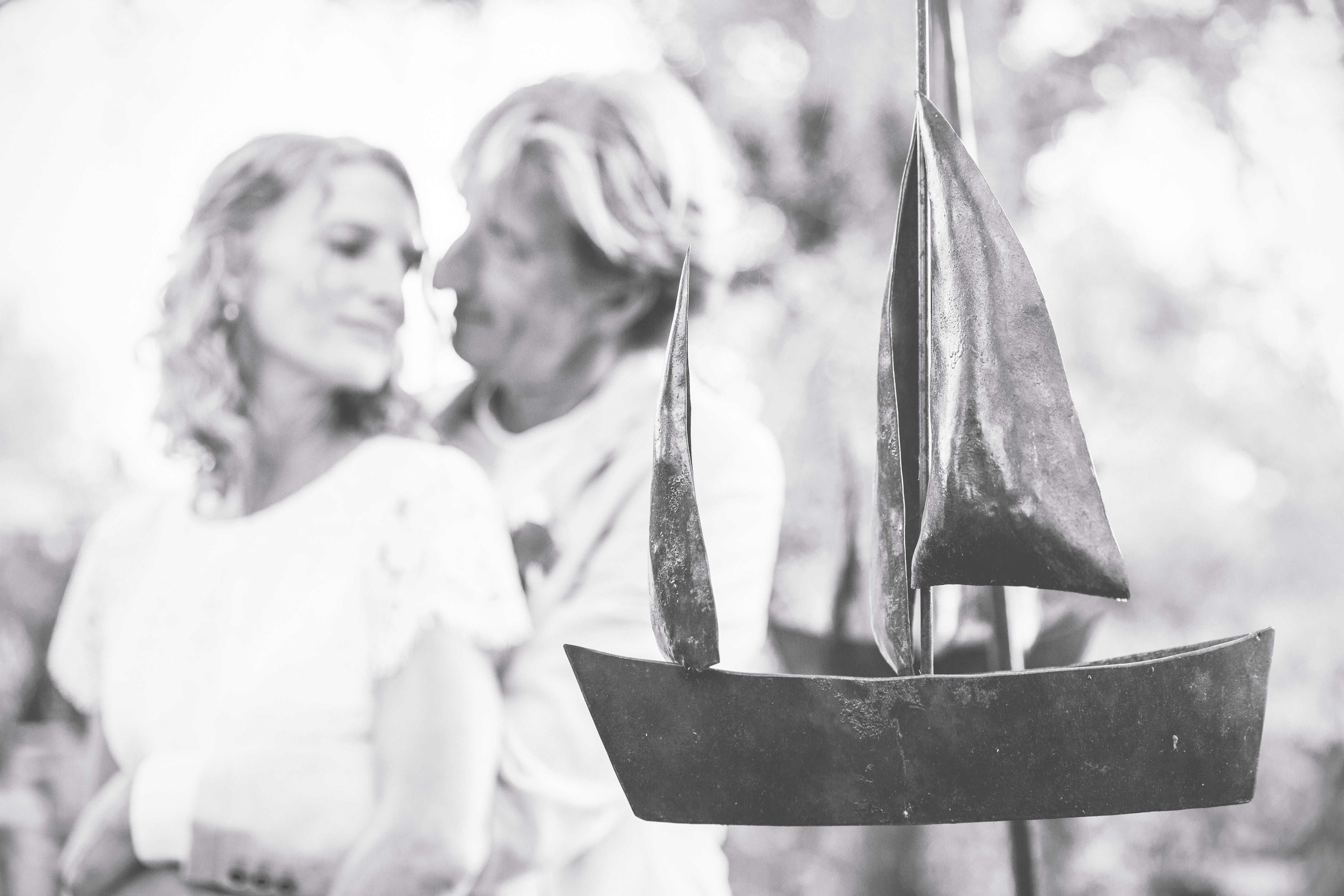 Fotograf für maritime Hochzeitsfotos.