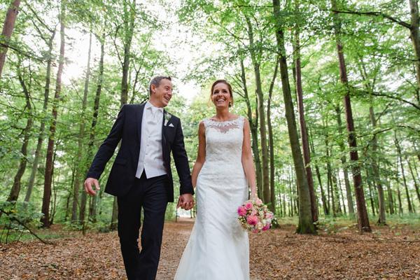 Märchenhafte Hochzeit im Jagdschloss Gelbensande