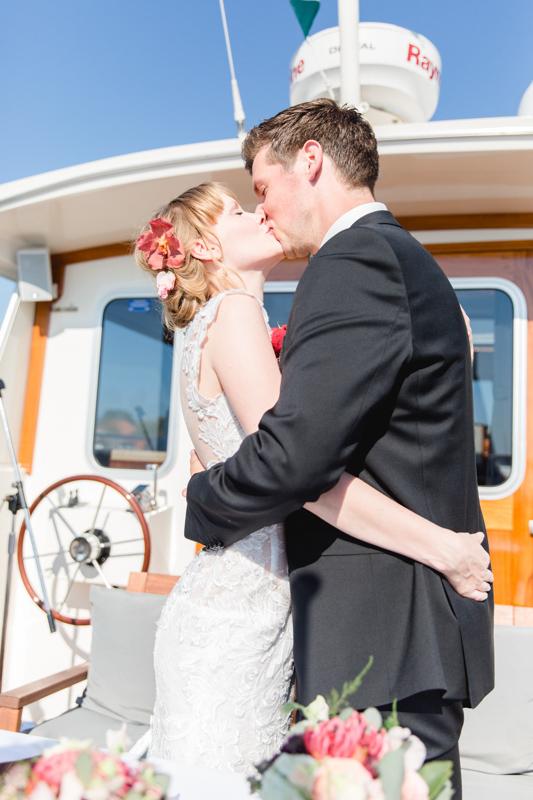 Foto aufgenommen von der Hochzeitsfotografin aus Stralsund.