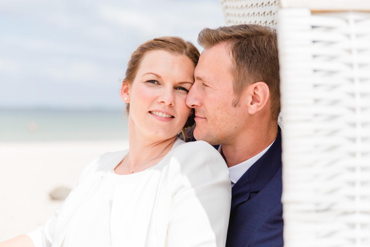 Heiraten auf der Insel Rügen.