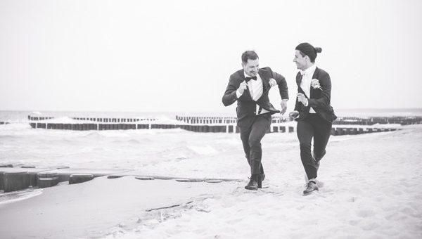 Same Love - Hochzeitsfotoshooting in Ahrenshoop