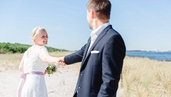 Hochzeit in der Blauen Boje in Markgrafenheide
