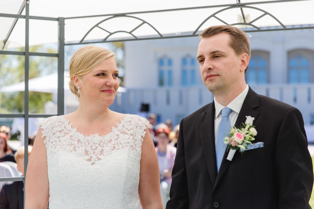 Die Hochzeitsfotografin begleitet die Hochzeit in Heiligendamm.